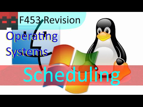 F453 | Operating System | 03 Scheduling