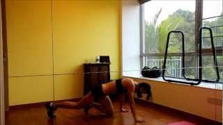(낸시의 홈짐 #65) 무한 도전 다이어트 전신 운동