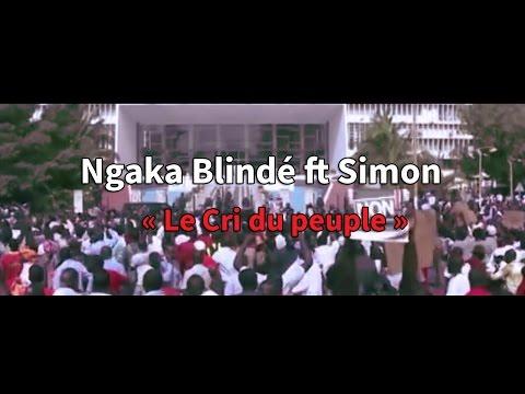 Ngaka Blindé - Cri du peuple (feat. Simon)