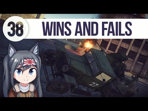 War Thunder: Wins 'n' Fails 38