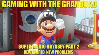 "GWTG: Super Mario Odyssey Part 2: ""New World, New Problems"""