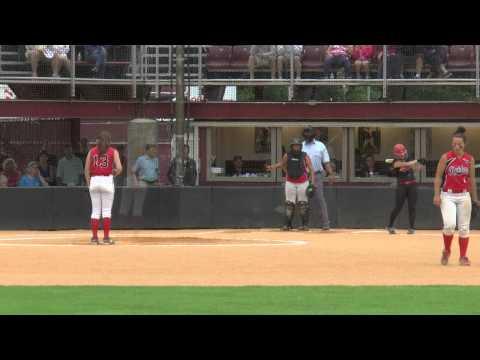 Hampshire Regional High School Softball - MA State Championship Game - 6/20/2015