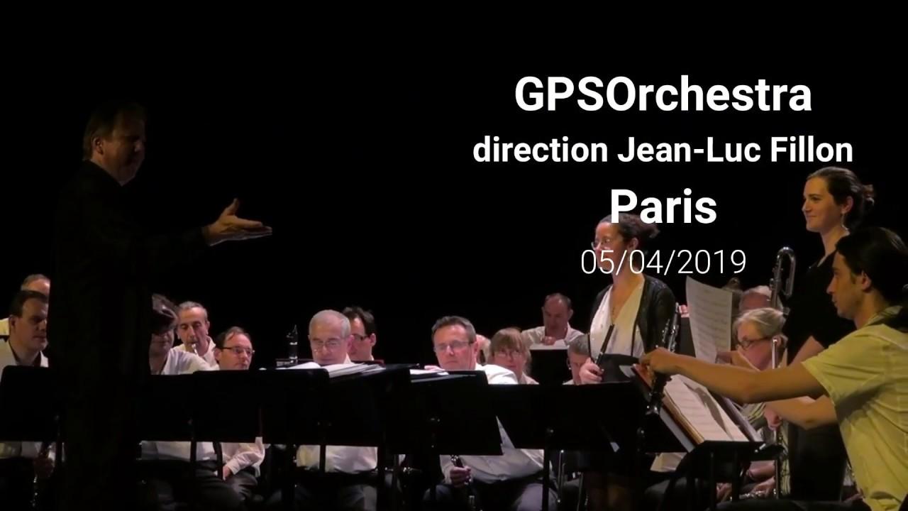 GPSOrchestra Présentation