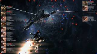 Eve Online - AT8 Day 3 - Circle-Of-Two v RED.OVERLORD