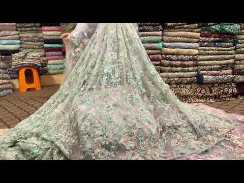 New Fabrics    International Designs   Handwork Cutdana 2020 Designs