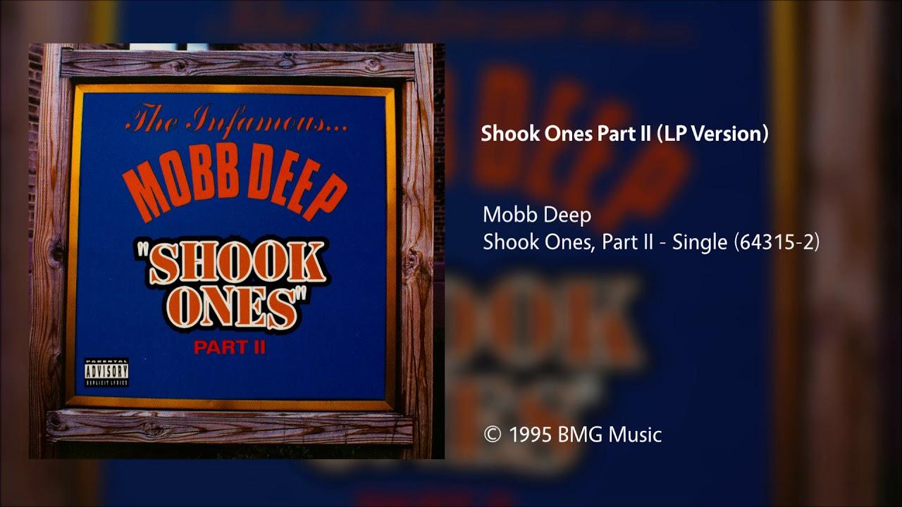 Shook ones part 2 j cole