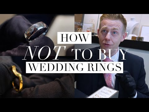 Mistakes When Buying Wedding Rings!