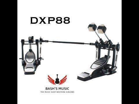 DXP88 Double Bass Drum Pedal Setup