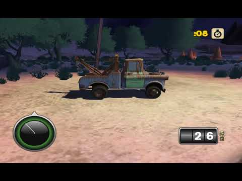 Cars Superdrive Ghosting Mater! |