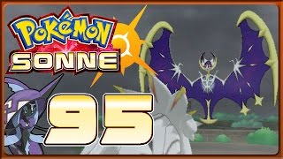 POKÉMON SONNE Part 95: Kapu-Kime, Cosmog in der Welt von Pokémon Mond & Shiny-Trainer