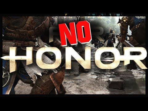 The WORST Players in For Honor