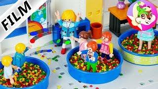 Rodzina Wróblewskich | Bitwa na kulki z basenu w szkole? | Upały