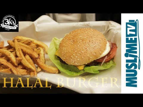 Halal Burger in