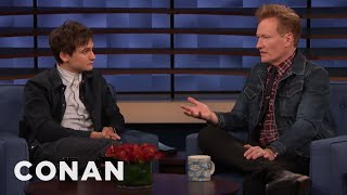 """Moses Storm On Hosting """"Team Coco Presents: Up & Up"""" - CONAN on TBS"""