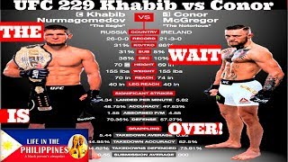 UFC 229  Khabib Nurmagomedov vs Conor McGregor 2018
