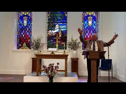 May 16th 2021 - Church service