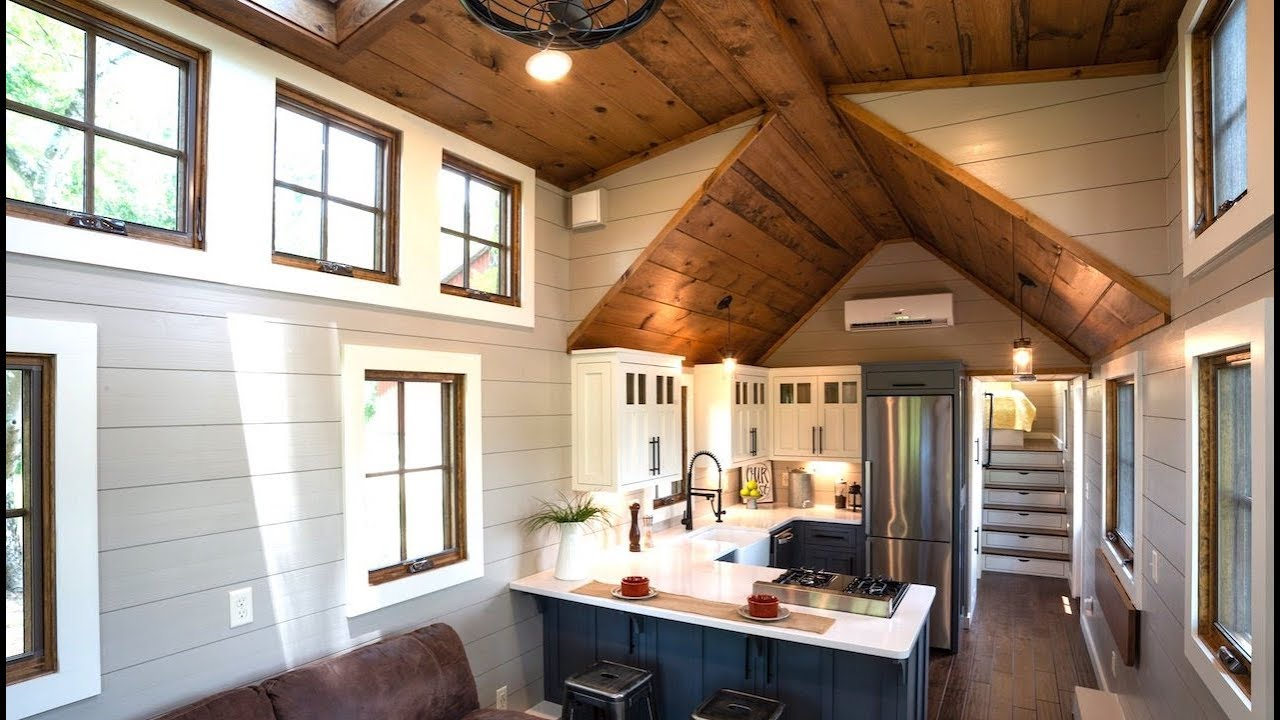 Xl Tiny House Is Absolutely Gorgeous Youtube