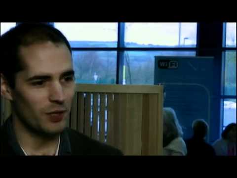 Interview with Ben Reynolds at SEWales2011