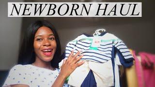 NEWBORN BABY BOY HAUL||ZARA,H&M,PRIMARK,OVS||