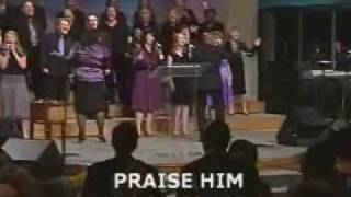 Praise Him In Advance - Dr. Anthony (Tony) Erby