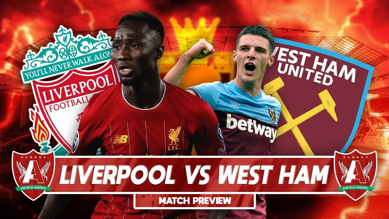 Liverpool Vs. West Ham Preview: Liverpool Team News And ...