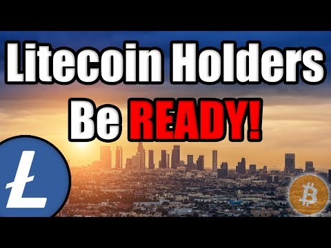 If You Hold Litecoin WATCH THIS [Litecoin Halving MUST KNOW]