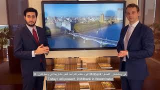 Knight Frank presents 9 Millbank development in Westminster, London