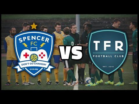 SPENCER FC vs TFR FC | Football Match