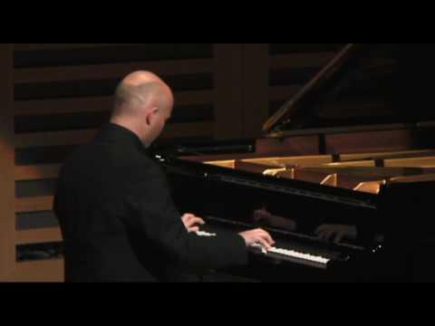 Charles Owen piano Bach Partita 5 part 1