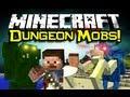 Minecraft DUNGEON MOBS MOD Spotlight Dungeons Amp Dragons Inspired Mobs Minecraft Mod Showcase mp3