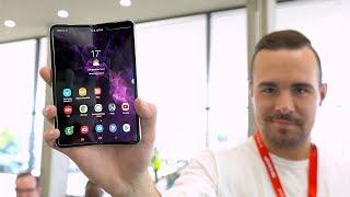 Samsung Galaxy Fold - Meine Meinung & Ersteindruck (Deutsch) | SwagTab