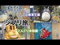 【ジブリ旅#1】近藤喜文展と、豪華な名古屋のどんぐり共和国に行ってきた