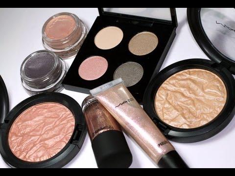 Уроки макияжа. Как сделать сияющий макияж лица. Как правильно наносить макияж.