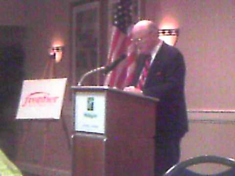 Senator Farley Addresses Fulton County Chamber, 9-14