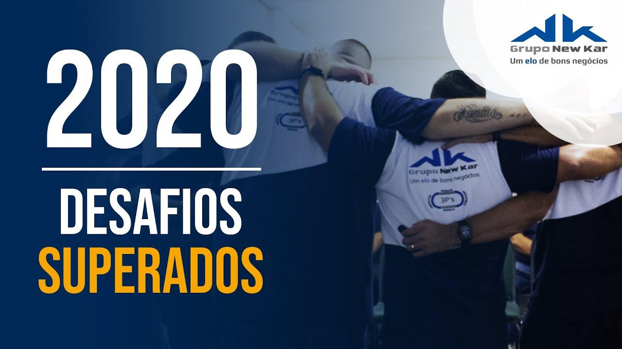 GRUPO NEW KAR – 2020, NÓS VENCEMOS!