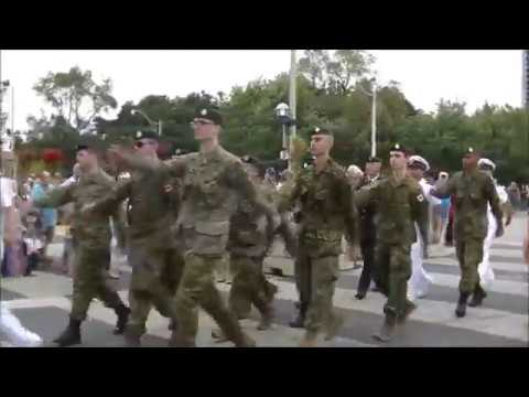 CNE 96th Annual Warriors Day Parade 2017