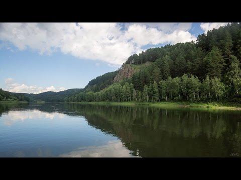 Контрасты Западной Сибири 2016. Часть 4. Река Чулым