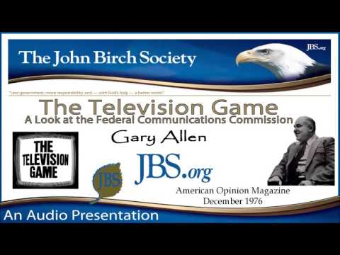 Gary Allen - The Television Game (1976)
