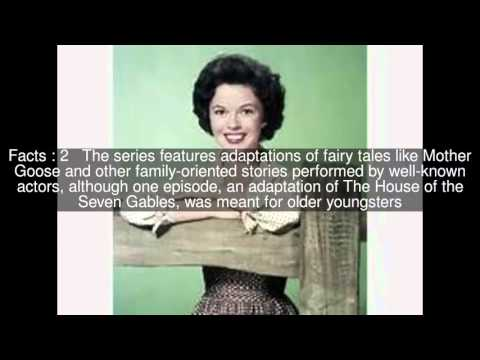 Shirley Temple's Storybook Top  7 Facts