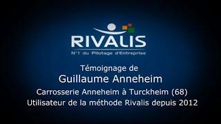 Témoignage Client Rivalis - Carrosserie Anneheim
