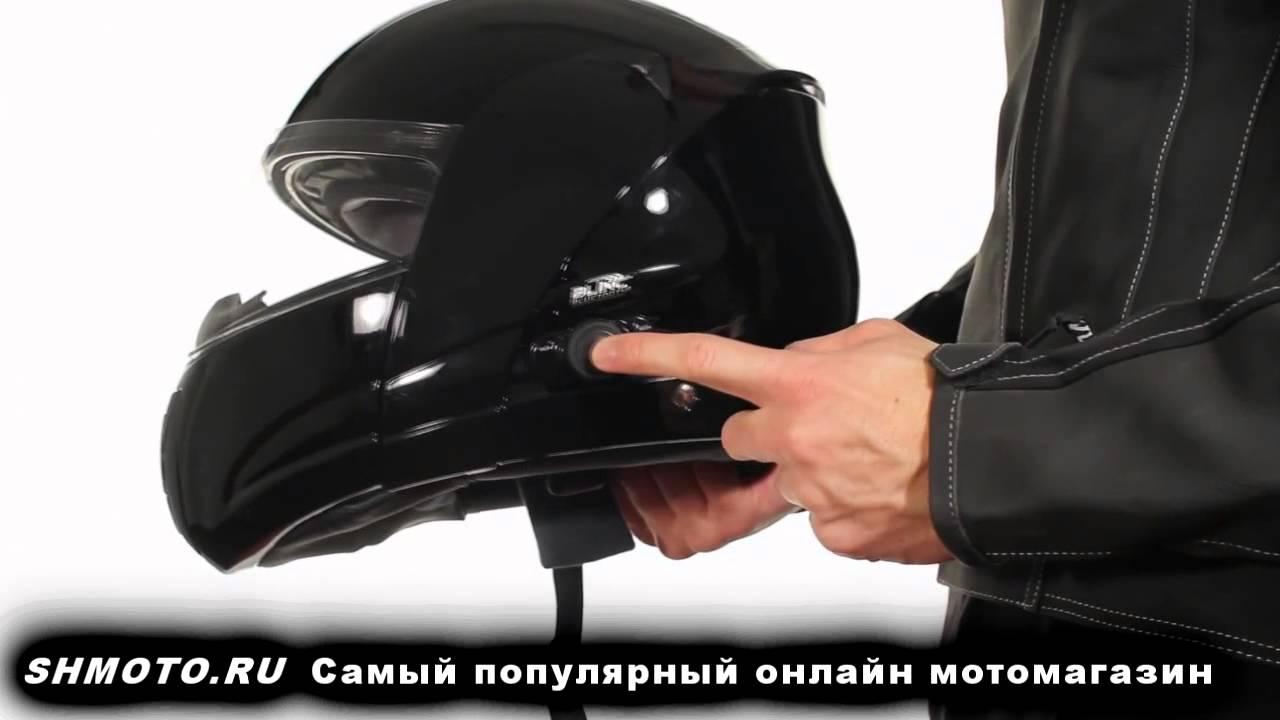 Краш тест на прочность китайского шлема Jiekai 105 - YouTube