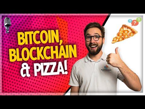 Bitcoin Pizza, Blockchain, And Satoshi Nakamoto W/ Sam Radocchia