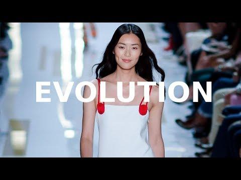Liu Wen  | Runway Evolution