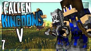 FALLEN KINGDOMS AVEC MODS V : L'END ! | JOUR 7 - Minecraft FK Moddé thumbnail