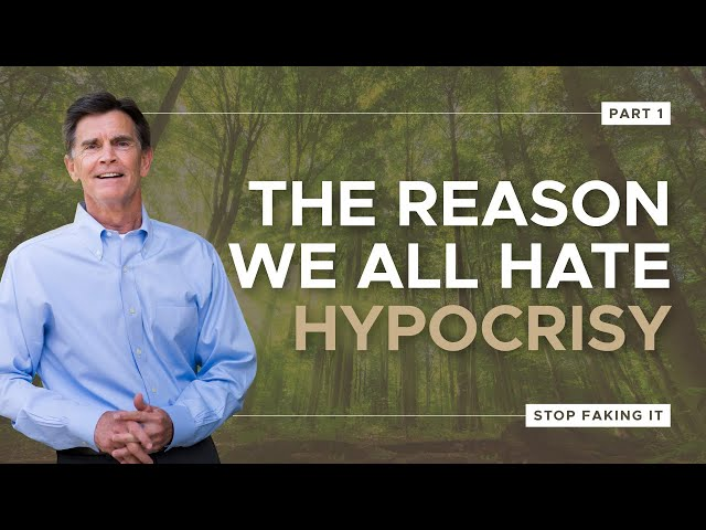 Why We All Hate Hypocrisy, Part 1