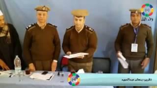 فيديو وصور| تكريم ضابط و24 أمين شرطة وموظف مدني بنجع حمادي | النجعاوية