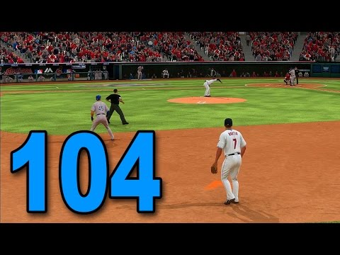 MLB 15 Road to The Show - Part 104 - Back to Short Stop (Playstation 4 Gameplay)