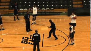 Train Guards to Rip and Drive! - Basketball 2015 #63