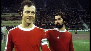 Franz Beckenbauer vs Liverpool | 1971 European Cup Winners Cup R16 | All Touches & Actions