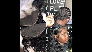 13x6 Frontal Sew In   Low Hairline   SCALP   HAIRBYERICKAJ.COM